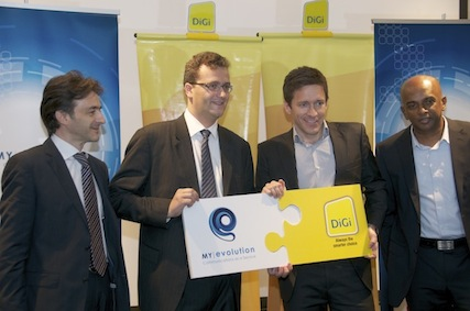 2011 - MY Evo Telco Launch